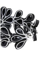 Jolie By Edward Spiers - Black Bracelets - Lyst