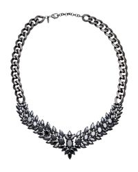 Iosselliani - Black Necklace - Lyst