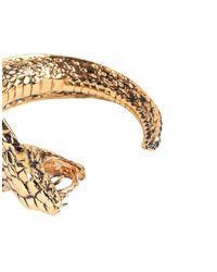 Saint Laurent - Metallic Bracelet - Lyst