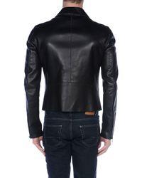 Alexander McQueen - Black Jacket for Men - Lyst