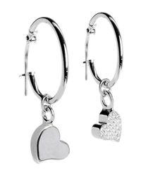 JACK&CO - Metallic Earrings - Lyst