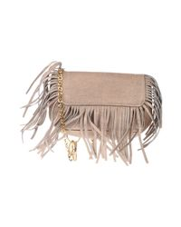 L'Autre Chose - Gray Cross-body Bags - Lyst