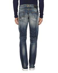 Ltb Blue Denim Trousers for men
