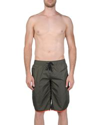Rrd - Green Swim Trunks for Men - Lyst
