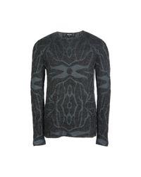 Giorgio Armani - Blue Sweater for Men - Lyst