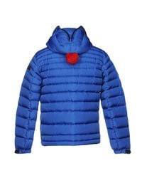 Ai Riders On The Storm - Blue Down Jacket for Men - Lyst