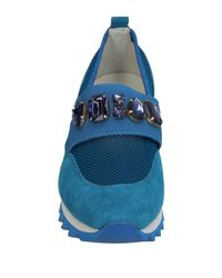 Apepazza - Blue Low-tops & Sneakers - Lyst