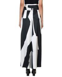 Ann Demeulemeester - Black Long Skirt - Lyst