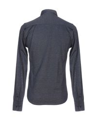 Paul & Shark Gray Shirt for men