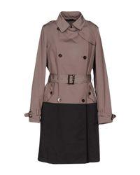 Pianurastudio - Gray Overcoat - Lyst