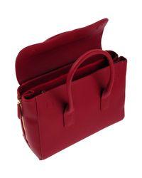 Pomikaki - Red Handbag - Lyst