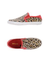 Just Cavalli - Multicolor Low-tops & Sneakers - Lyst