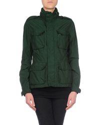 Aspesi - Green Jacket - Lyst