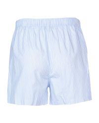 Burberry - Blue Sleepwear for Men - Lyst