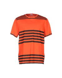 Danward | Red T-shirt for Men | Lyst