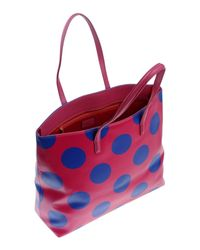 Boutique Moschino - Red Handbags - Lyst