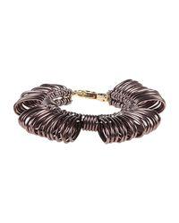 Kirsty Ward - Metallic Bracelet - Lyst