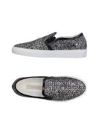L'Autre Chose - Black Low-tops & Sneakers - Lyst