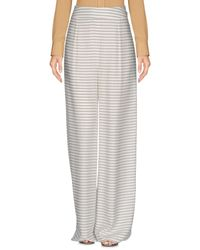 Cruciani - White Casual Pants - Lyst