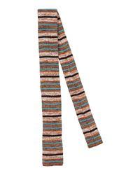 Prada - Brown Ties for Men - Lyst