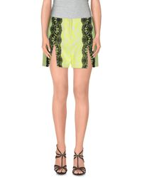 Christopher Kane - Green Shorts - Lyst