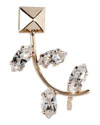 Valentino - Metallic Earring - Lyst