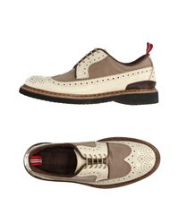 Green George - Natural Lace-up Shoe - Lyst