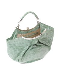 Vicini - Green Handbag - Lyst