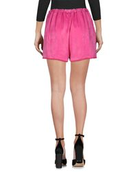 Mulberry - Pink Shorts - Lyst