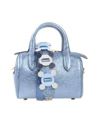 Anya Hindmarch - Blue Handbag - Lyst