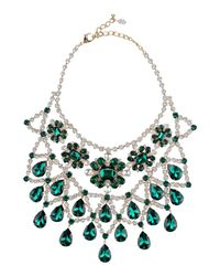 DSquared² - Green Necklace - Lyst