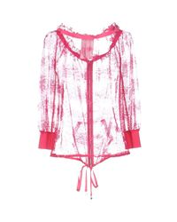 John Richmond - Pink Sweatshirt - Lyst