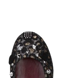 Marc By Marc Jacobs - Black Ballet Flats - Lyst