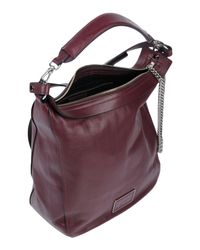Marc By Marc Jacobs - Purple Handbag - Lyst