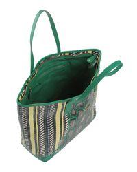 Just Cavalli - Green Handbag - Lyst