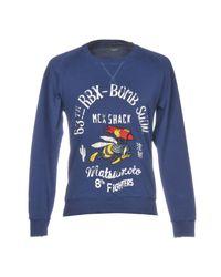 People - Blue Sweatshirt for Men - Lyst