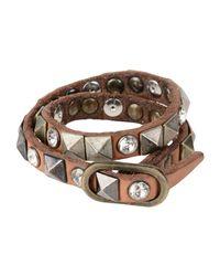 Campomaggi - Brown Bracelet - Lyst