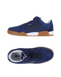 Supra - Blue Low-tops & Sneakers for Men - Lyst