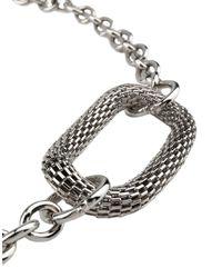 Tom Rebl - Metallic Necklace for Men - Lyst