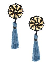 DSquared² - Blue Earrings - Lyst