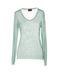 Missoni Green Sweater