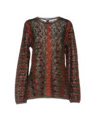 M Missoni | Multicolor Sweaters | Lyst