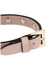 Valentino - Natural Bracelet - Lyst