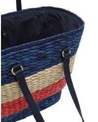 Tommy Hilfiger Blue Handbag