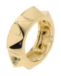 Pedro Del Hierro Madrid - Metallic Ring - Lyst