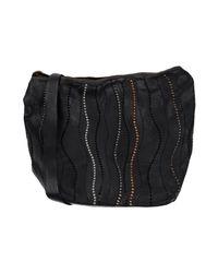 Campomaggi - Black Cross-body Bag - Lyst