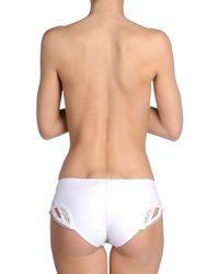 La Perla - White Swim Briefs - Lyst