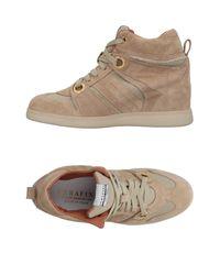 Serafini Natural High-tops & Sneakers