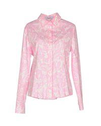 Blumarine Pink Shirt