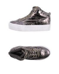 Colors Of California - Gray High-tops & Sneakers - Lyst